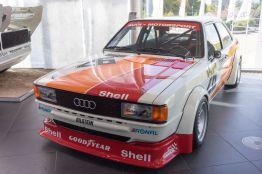 Audi museum mobile in Ingolstadt 2018