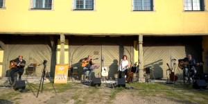 Open-Air Livestream Konzert 2020 4Souls Schloß Adelsdorf