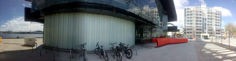 University of Tasmania, Antarctic, Climate and Ecosystem CRC, where I will have an office from December onwards