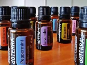 Sammung Ätherische Öle von doTERRA (2)