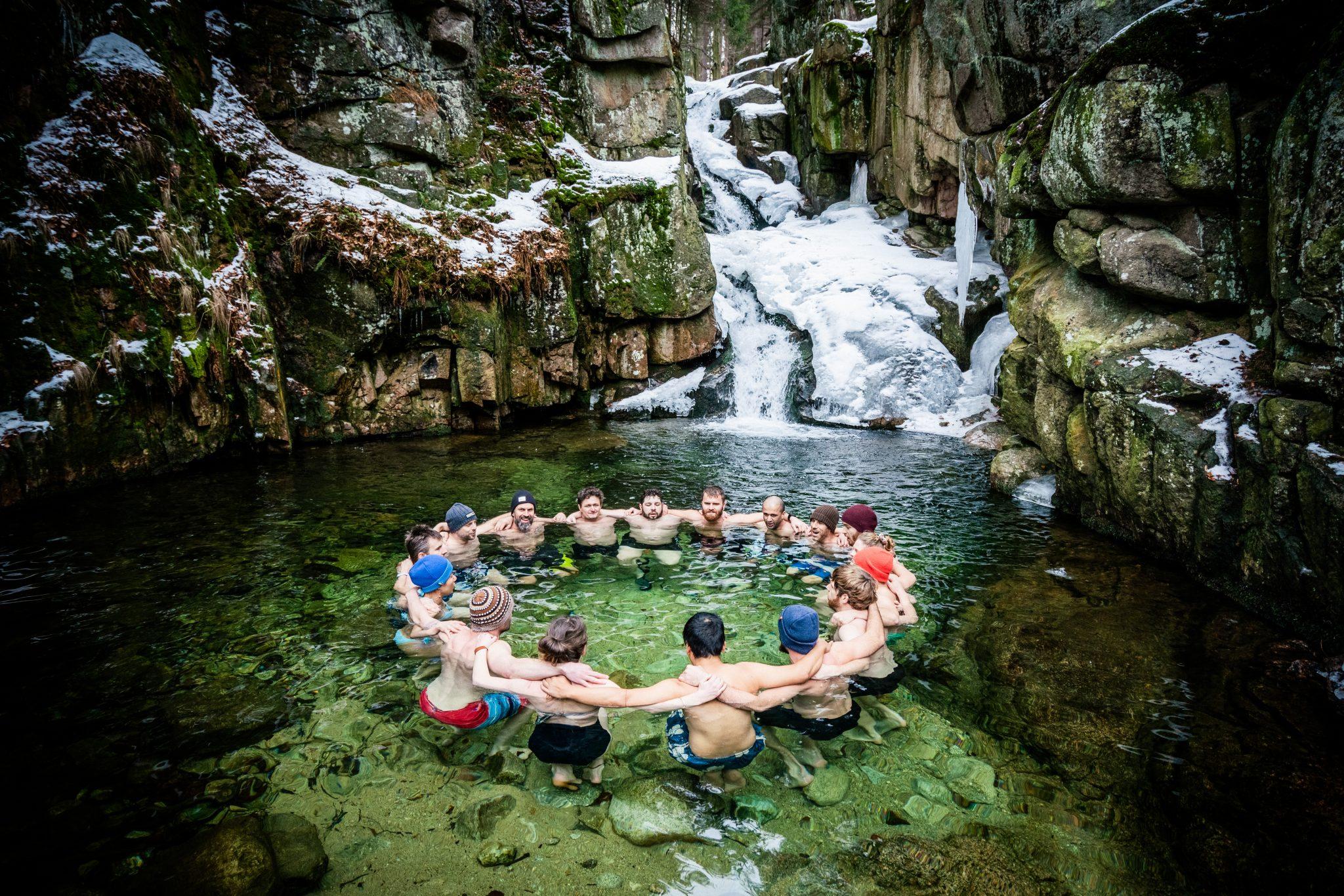 Wim Hof Method Winter Training Expedition Poland - Februari 2019