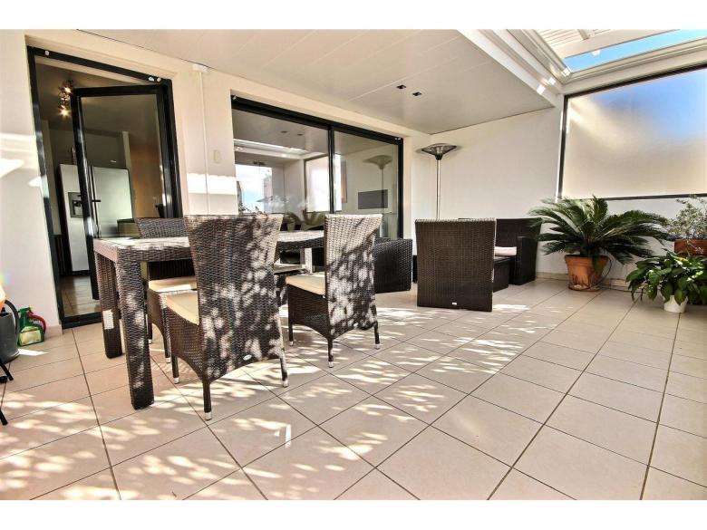 Lägenhet till salu Cannes basse californie franska rivieran svensk mäklare