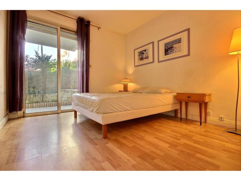 Lägenhet Cannes Basse Californie franska rivieran sovrum