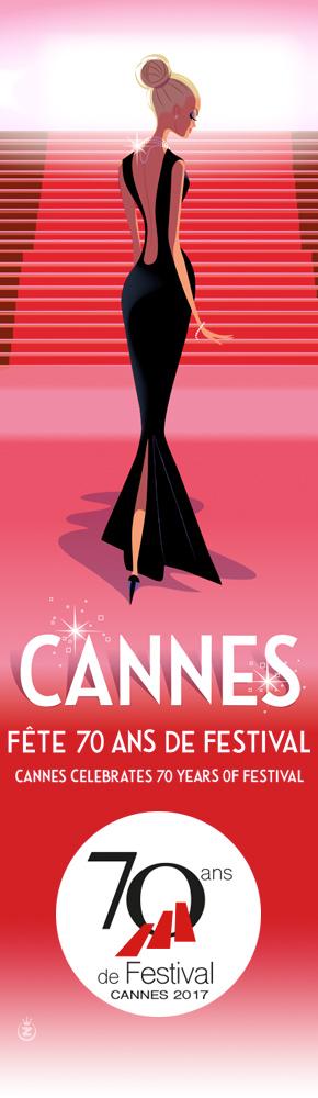 Filmfestival Cannes film franska rivieran