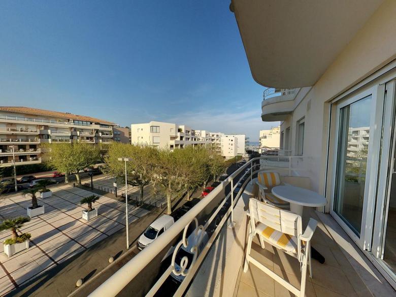 3 rumslägenhet till salu i Cannes Palm Beach