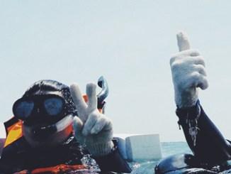 bästa dykskolan på Koh Tao