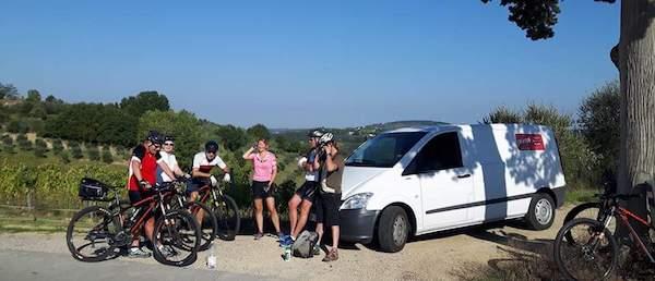 Vandrings-, cykel- & längdskidresor