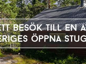 Sveriges Öppna Stugor