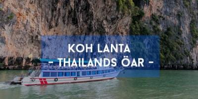 Koh Lanta – Thailands Öar – Sevärdheter