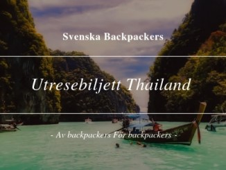 Utresebiljett Thailand - Boka Billigt och Enkelt