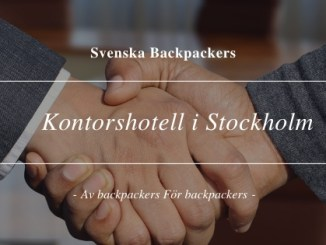 Kontorshotell i Stockholm med flexibla lösningar