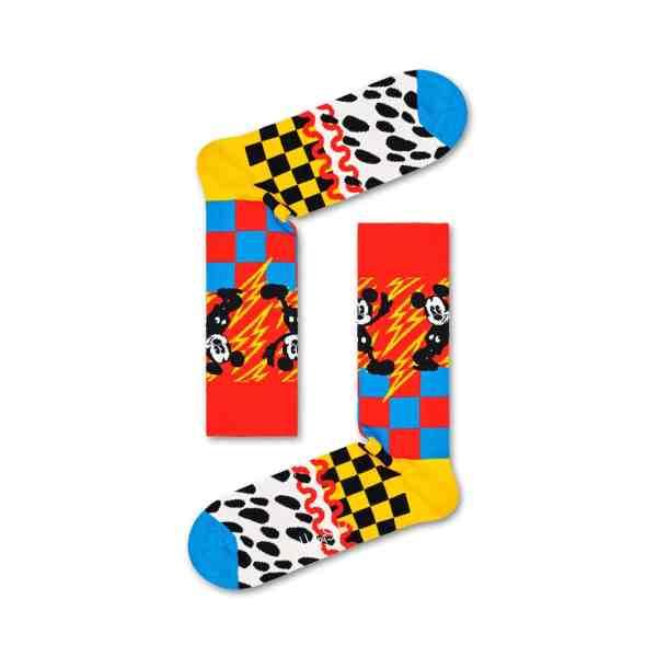 Happy Socks Disney Mickey Time