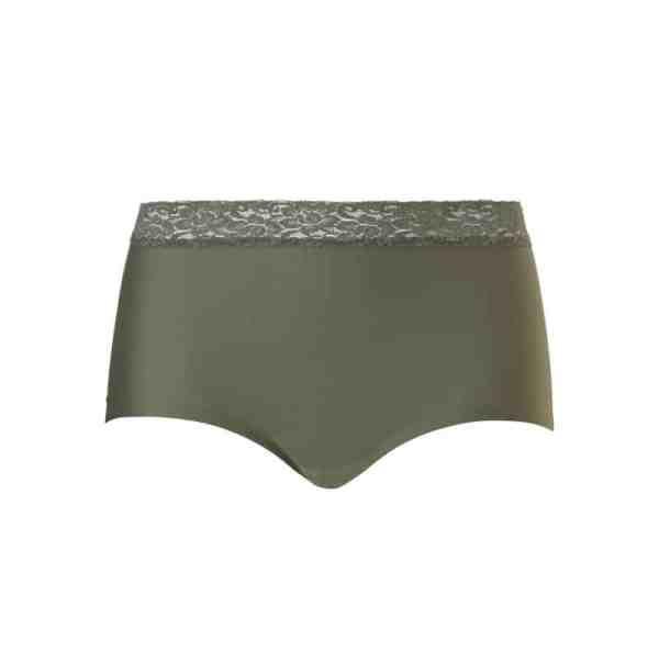 Ten Cate Secrets High Waist Lace Up Ash Green