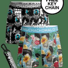 Muchachomalo 2-pack katoen King of Rock