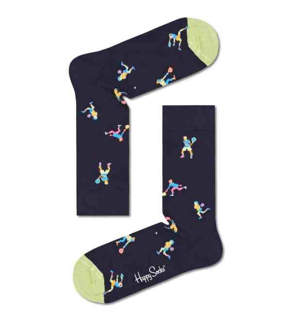 Happy Socks Game Set Tennis