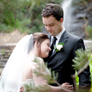 Waterfall Gully Wedding - Alison and Stephen