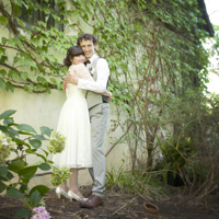 Hans Heysen House wedding