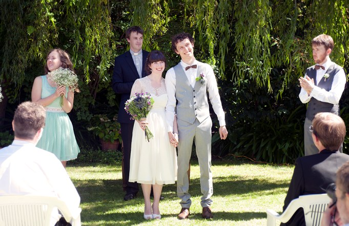 Married at Hans Heysen House