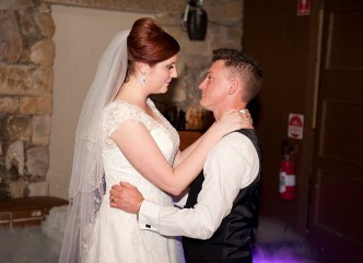 First dance at Camelot castle