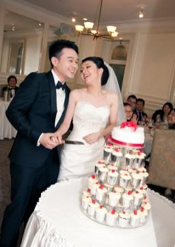 Ayres House Wedding Reception