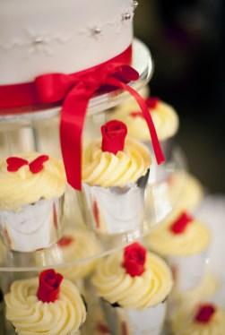 Wedding Cake at Ayres House