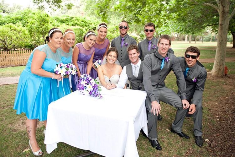Sunnybrae Wedding