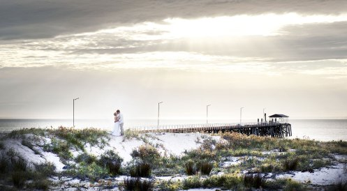 Grange Jetty Wedding