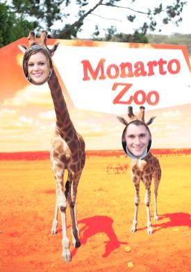 Wedding at Monarto Zoo