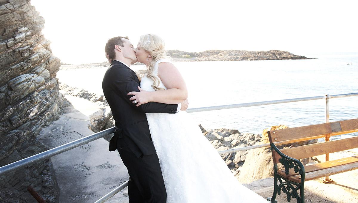 Second Valley Beach Wedding