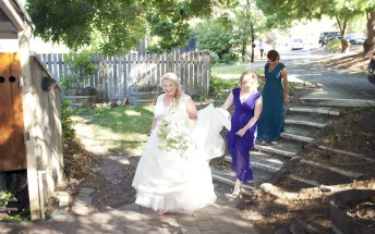 Wedding at leonards Mill Second Valley
