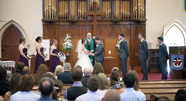 Gawler Uniting Church Wedding
