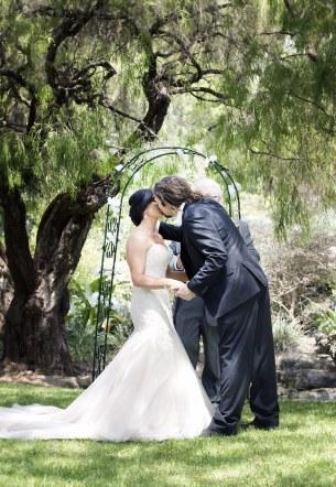 Veale Gardens Wedding Ceremony