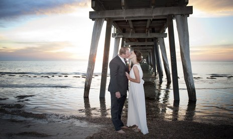 Semaphore Beach Wedding Photos
