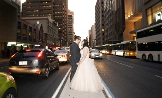 Grote Street Wedding