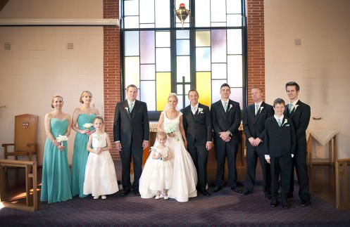 St Francis of Assisi Church Wedding