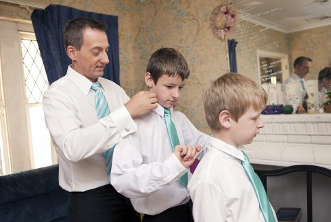 Groomsmen Preparation Photos