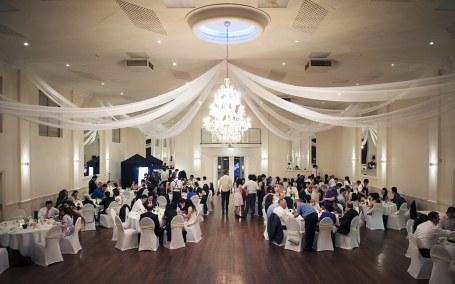The Ballroom Kozak Bar wedding