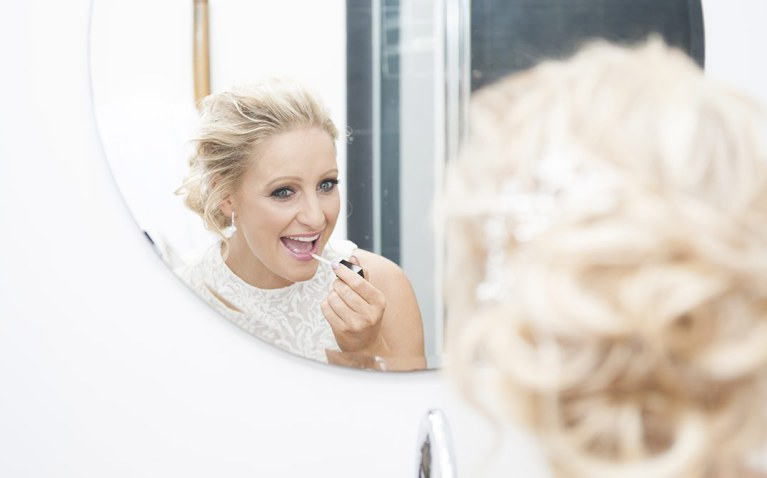 Bridal Party Preparation