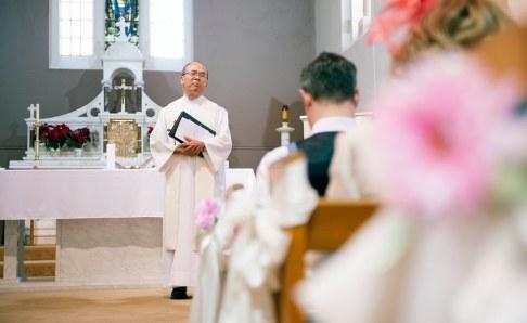 st joan of arc wedding