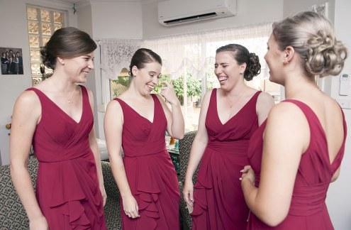 Bridal party
