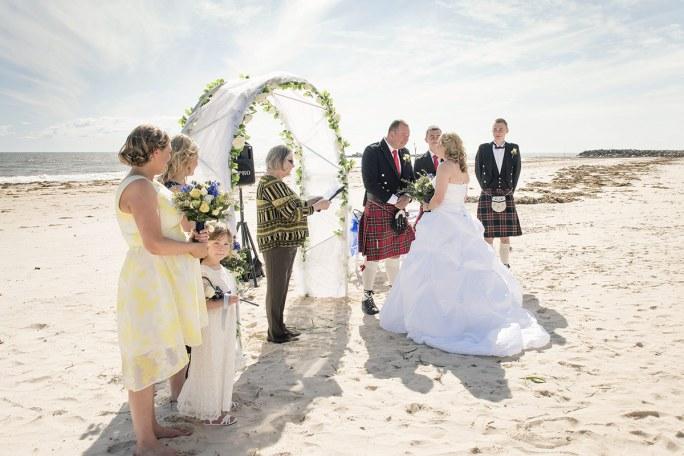 Glenelg wedding