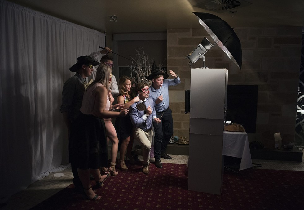 Adelaide photo booth SvenStudios