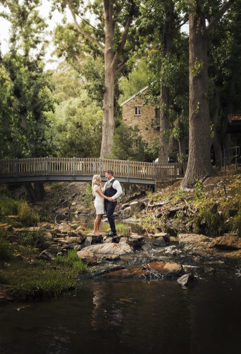 Bridgewater Mill wedding