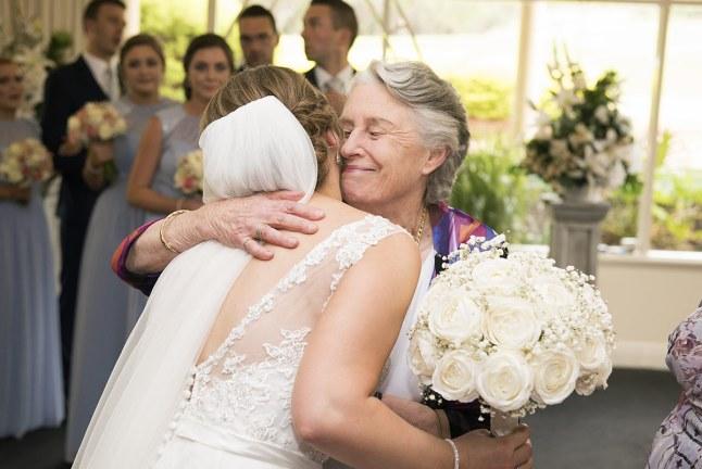 Hugs from granny