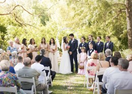 Lyndoch Hill Wedding Ceremony