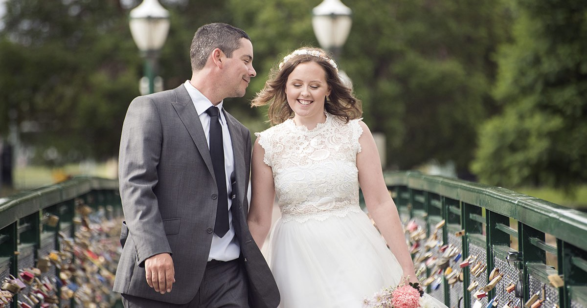 Registry Office Wedding - Faith & Ryan 1