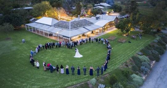 Coriole Winery Wedding