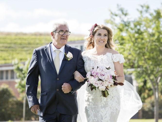 Dad and Bride