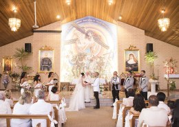 St Maximilian Church Wedding