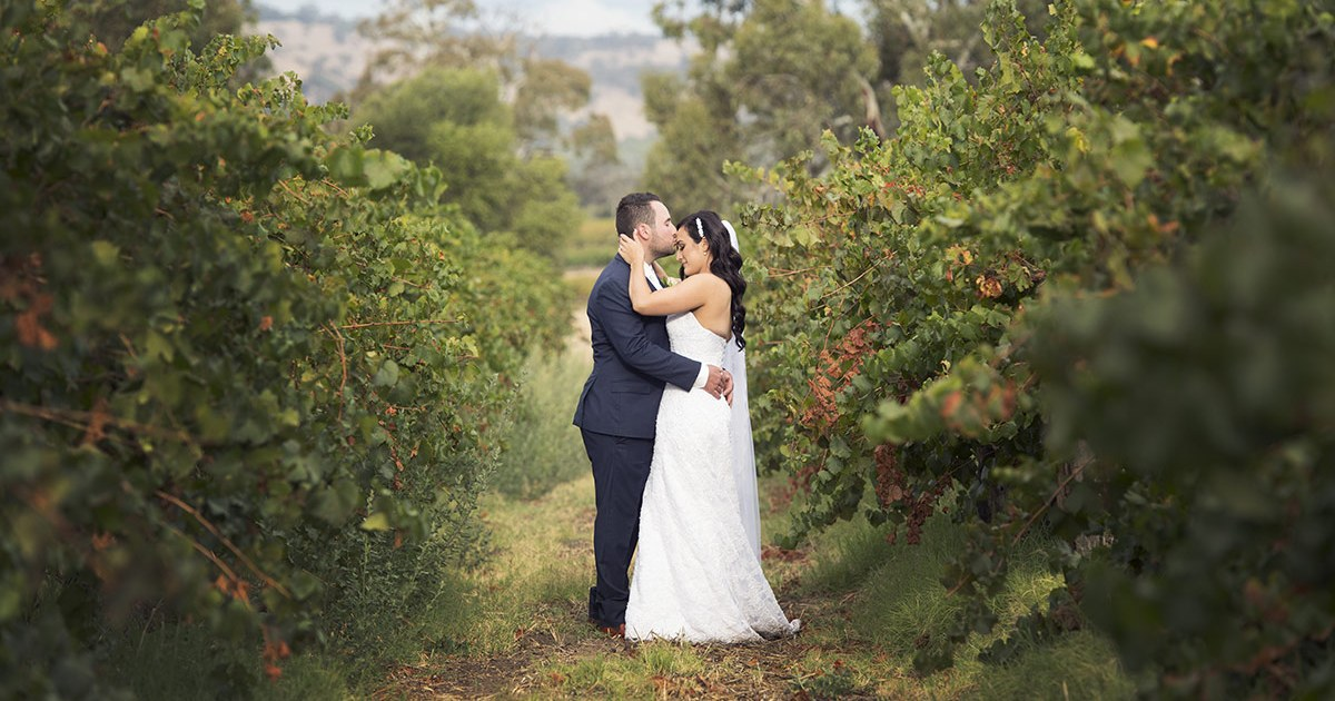 Together in the vineyard